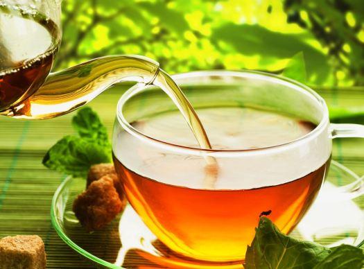 Green-tea-hair-rinse-for-natural-hair