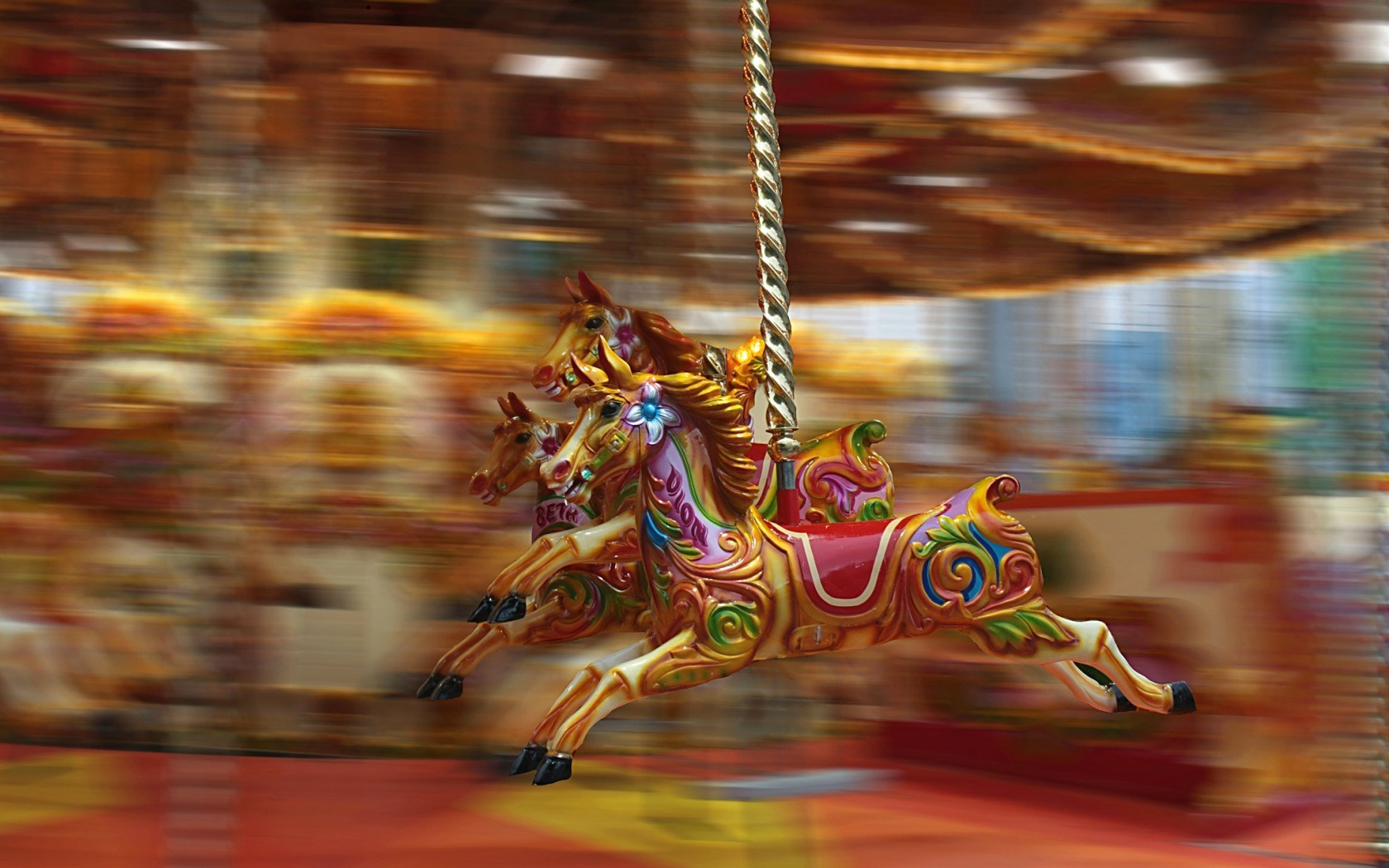 horses-ride-carousel-mood-hd-wallpaper